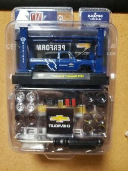 2020 M2 Machines 1979 Chevy Scottsdale Model Kit R30