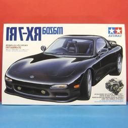 Tamiya 24116 1/24 Scale Model Sports Car Kit Efini Mazda RX7