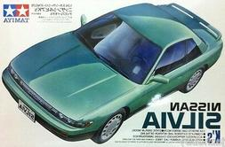 Tamiya 24078 1/24 Scale Model Car Kit Nissan Silvia S13 K's
