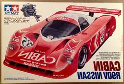 Tamiya #24098 1/24 CABIN R90V Nissan Le Mans Model Kit