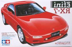 Tamiya 24110 1/24 Scale Model Sport Car Kit Mazda Efini RX-7
