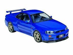 Tamiya 24210 1/24 Scale Model Sport Car Kit Nissan Skyline G