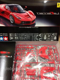 Tamiya 24333 1/24 Scale Super Sports Car Model Kit Ferrari L