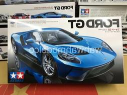 Tamiya 24346 1/24 Scale Model Super Sports Car Kit Ford GT C