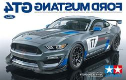 Tamiya 24354  2019 FORD MUSTANG GT4 racing version plastic m