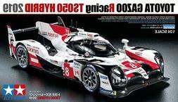 Tamiya 25421 1/24 Scale Model Car Kit Toyota Gazoo Racing TS