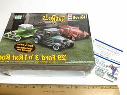 Revell '29 Ford Rat Rod 3'n1 1/25 Scale Plastic Model Kit NE