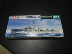 Tamiya 31910 1/700 Model Kit Royal Australian Navy Destroyer