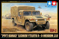 Tamiya 32563 1/48 Model Kit U.S. Modern 4x4 Utility Vehicle