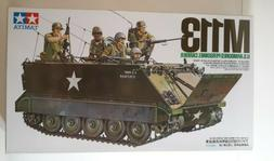 35040 1/35 US M113 APC CA140 TAMS5040 TAMIYA