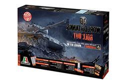 Italeri 36507 World of Tanks WoT Leopard 1 A2 Tank Plastic M