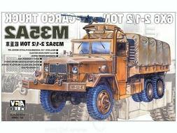 AFV Club 35004 U.S. M35A2 6X6 2-1/2 Ton CARGO TRUCK plastic