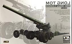 AFV Club 35009 M59 155mm Long Tom Cannon 1/35 Scale Model Ki