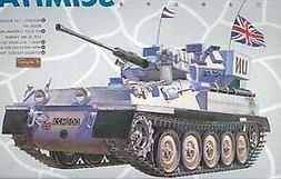 AFV Club 35013 1:35 British CVRT FV107 Scimitar Tank