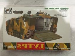 AFV Club 35022 LVTP5-A1 US Marines 1:35 Model Kit Tracked La