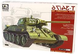 AFV Club 35143 T-34/76 1942 Factory 112 Tank 1/35 Scale Mode