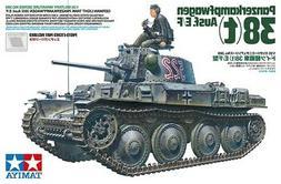 Tamiya 35369 WWII German PzKpfw 38 Ausf E/F 1/35 Scale Plast