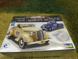 revell 37 ford pickup model kit