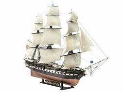 REVELL 398 1/96 USS Constitution Sailing Ship Model Kits