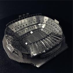 3D Metal Model Kit STADIUM Assembly Model DIY Puzzle Creativ