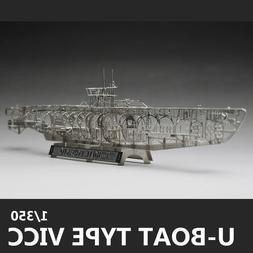 3D Metal Puzzle Submarine Assembly Metal Model Kit DIY Jigsa