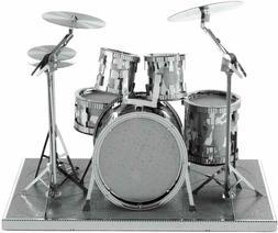 Metal Earth  3D model of Drum Set