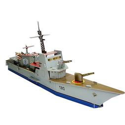 3D Ship Puzzle - Boys New Year Birthday Valentine Gift, Supe