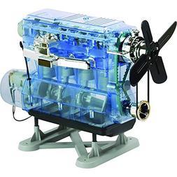 Haynes 4 Cylinder VISIBLE ENGINE internal combustion motor w
