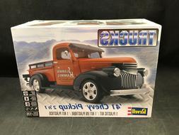 Revell '41 Chevy Pickup  2 'n 1 1:25 Scale Plastic Model Kit