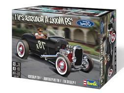 REVELL 4463 F/S 1929 FORD MODEL A ROADSTER STREET ROD 2 IN 1