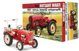 REVELL 4485 F/S PORSCHE DIESEL JUNIOR 108 FARM TRACTOR MODEL