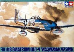 61040 1/48 North American P-51D Mustang TAMS3241 TAMIYA