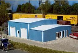PIKESTUFF 5006 HO General Contractors Building Model Railroa