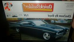TESTORS 5201 CHEZOOM BY BOYD QUICK BUILDER 1:24 Model Car Mo