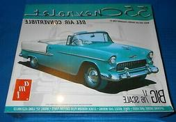 AMT 55 Chevrolet Bel Air Convertible 1/16 Scale-T 486-FS Box