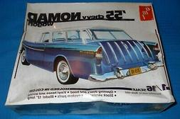 AMT 55 Chevrolet Nomad Wagon T482 Big 1/16 Scale-Optional Cr