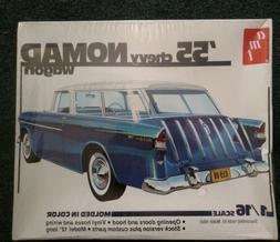 AMT '55 Chevy Nomad Wagon 1:16 Scale Model Kit - Sealed