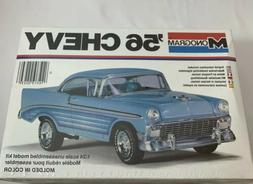 Monogram 56 Chevy Model Kit 1/24 ScaleNew Sealed