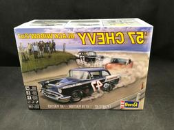 Revell '57 Chevy Black Widow 2 'n 1 1:25 Scale Plastic Model