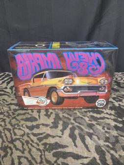 AMT '58 Chevrolet Impala Model Kit New/Sealed
