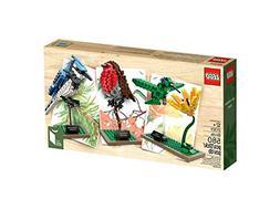 580 Pieces, Build & Display Authentic, Blue Jay, Hummingbird
