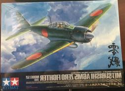 Tamiya 60318 1/32 Aircraft Model Kit Mitsubishi A6M5 Zero Fi