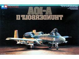 Tamiya 60744 1/72 Scale Model Aircraft Kit USAF A-10 Thunder