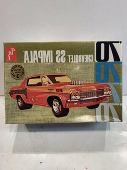 AMT 6172 '70 CHEVY SS IMPALA  1/25 SCALE MODEL KIT New Seale