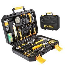 DEKO 100PCS Household Tool Set General Household Hand Tool K