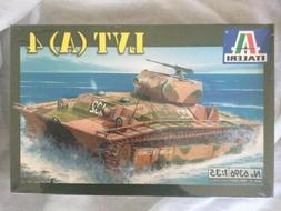 Italeri 6396 LVT  4 1/35 Scale Plastic Model Kit