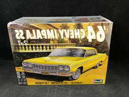 Revell '64 Chevy Impala SS 2 'n 1 1:25 Scale Plastic Model K