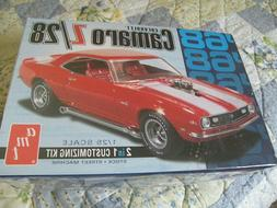 AMT 68 Camaro Z28 model  1/25 scale, new in box  AMT868