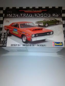 68 Dodge Dart Revell model kit