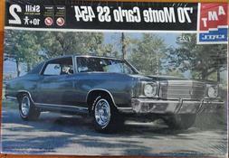 AMT ERTL 70 Chevy Monte Carlo SS 454  Muscle Car 1970 1/25